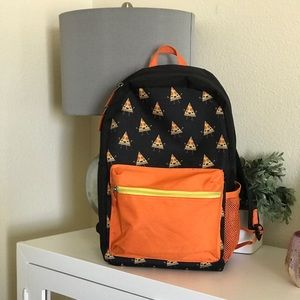 pizza backpack